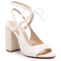 Sandały BALDOWSKI - D02419-0219-002 Whips Biały, kolor biały