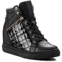 Sneakersy WOJAS - 7652-71 Czarny