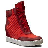 Sneakersy - 0363 sovage bordo/s1924/w.moro 5 marki Simen