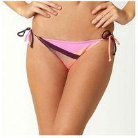 bikini FOX - Bandit Side Tie Bottom Merlot (412), bikini