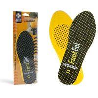 Certyfikowane wkładki do butów roboczych FootGel FG03 - Wkładki żelowe