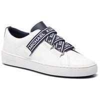 Sneakersy MICHAEL MICHAEL KORS - Casey Sneaker 43S9CSFS2L Opt/Admiral, kolor biały
