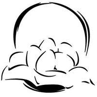 Szablon malarski, wielorazowy, wzór wielkanoc 10 - koszyczek wielkanocny 2 marki Szabloneria