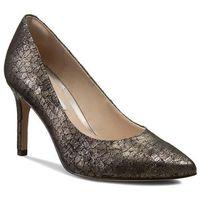Szpilki CLARKS - Dinah Keer 261145584 Metallic Leather