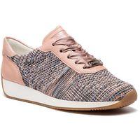 Sneakersy ARA - 12-34027-35 Puder Multi/Puder, kolor różowy
