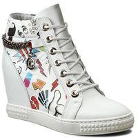 Sneakersy CARINII - B3028/F G34-000-000-B88, kolor wielokolorowy