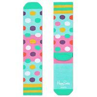 big dot skarpetki zielony wielokolorowy 36-40, Happy socks