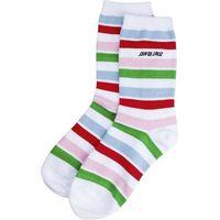 Skarpetki - strip sock stripe (stripe), Santa cruz