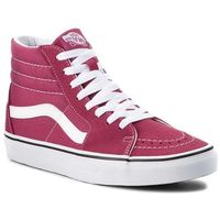 Sneakersy VANS - Sk8-Hi VN0A38GEU64 Dry Rose/True White