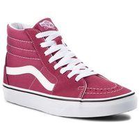 Vans Sneakersy - sk8-hi vn0a38geu64 dry rose/true white