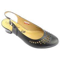 Sandały AXEL 2198, kolor czarny