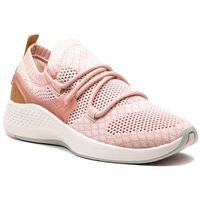 Timberland Sneakersy - flyroam go knit chukka tb0a1tpa6621 cameo rose