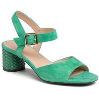 Sandały GEOX - D Ortensia M.S.C D02GNC 00021 C3000 Green, w 7 rozmiarach