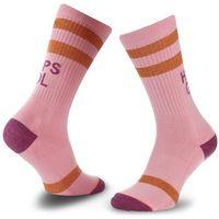 Skarpety Wysokie Damskie STANCE - Heaps Cool W556D17HEA Pink