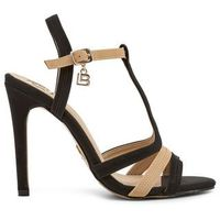 Sandały damskie 632_nabuk-86 marki Laura biagiotti