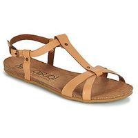 Sandały Casual Attitude JALIYAXE, kolor brązowy