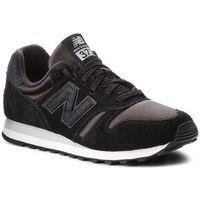 Sneakersy NEW BALANCE - WL373KSP Czarny, kolor czarny