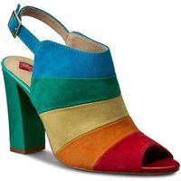 Sandały - 510 czerwony marki Maccioni
