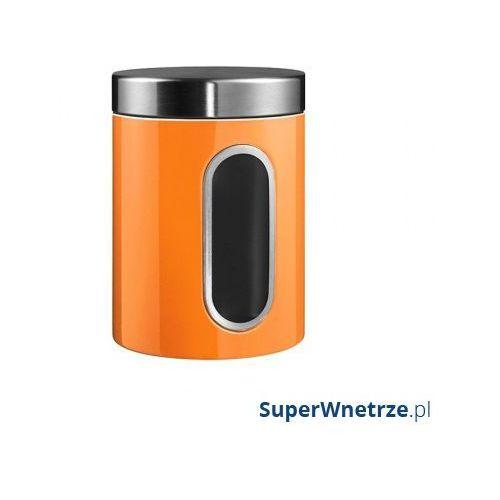 Gdzie kupić Pojemnik kuchenny 2 l Wesco pomarańczowy