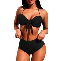 Strój kąpielowy Hot Blackie XL, kolor czarny