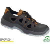Sandały ochronne - BPPOS52 BSBR 47, 1 rozmiar
