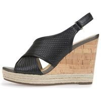 Geox sandały damskie Donna Janira 36 czarne