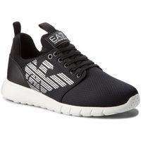 Ea7 emporio armani Sneakersy - x8x007 xcc02 00002 black