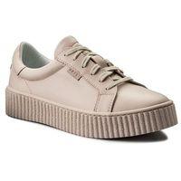Sneakersy - 17111 róż 2 marki Nessi