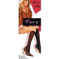 Podkolanówki ula 60 den uniwersalny, beżowy/linen, fiore marki Fiore