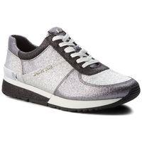 Sneakersy MICHAEL MICHAEL KORS - Allie Wrap 43T8ALFS1D Pixie Fine Glitter, kolor szary