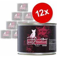 purrrr w puszkach, 12 x 200 g / 190 g - no. 113, owca (12 x 200 g) marki Catz finefood