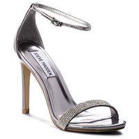 Sandały STEVE MADDEN - Stecy-S Sandal 91000550-0S0-07010-14002 Pewter, kolor szary