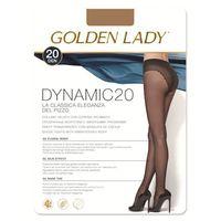 dynamic 20 • rozmiar: 4/l • kolor: melon marki Golden lady