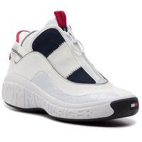 Sneakersy - wmn rwb no1 tommy jeans sneaker en0en00290 rwb 020 marki Tommy jeans