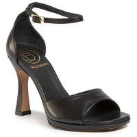 Sandały BALDOWSKI - D03107-4742-001 Skóra Czarna Lux Sport, w 5 rozmiarach