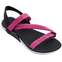 Damskie sandały rider rx iii sandal fem 82657-21428 white/black/pink 37 marki Rider-ipanema