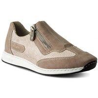 Rieker Sneakersy - 56060-31 rosa