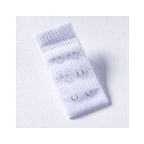 Naturana wstawka poszerzająca obwód biustonosza dla kobiet karmiących 3,0 cm kolor biały