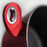 Garnek marmurowy Metalic Line Burgundy Berlinger Haus 20cm/2,5L [BH-1256] (5999056766556)