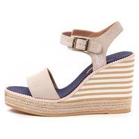 U.S. POLO ASSN. sandały damskie Nymphea 40 beżowy, kolor beżowy