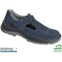 Sandały robocze niebieskie Strzelce Opolskie BPPOS41W G 47