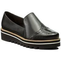 Półbuty BADURA - 6301-69-010 Czarny, kolor czarny