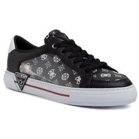 Guess Sneakersy - gransin2 fl5gr2 fal12 black/white