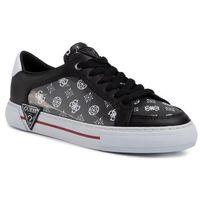 Sneakersy GUESS - Gransin2 FL5GR2 FAL12 BLACK/WHITE