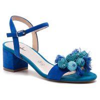 Sandały MENBUR - 20248 Dazzling Blue 0066, w 2 rozmiarach