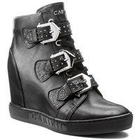Sneakersy CARINII - B4387 E50-000-000-B88 Czarny, kolor czarny