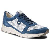 Sneakersy GEOX - D Sukie A D52F2A 022ZI C4J1L Denim/Lt Grey, 1 rozmiar