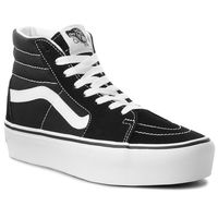 Sneakersy VANS - Sk8-Hi Platform 2 VN0A3TKN6BT Black/True White