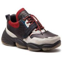 Bronx Sneakersy - 66236-cb bx 1574 white/black/wine