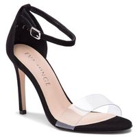Sandały EVA MINGE - EM-21-05-000112 801, kolor czarny